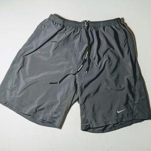Nike Grey Running Shorts